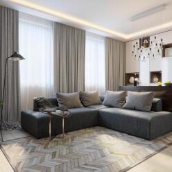 Alpha Blinds Livingroom Curtains