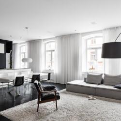 Aplha Blinds Neutral Curtains For Modern Living