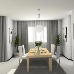 Living Room Window Curtain Designs